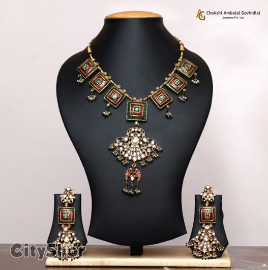 Exquisite Designs by CAG JEWELLERS