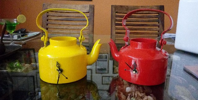 The Yellow Dragonfly - Beautiful Objects with a Utilitarian Value