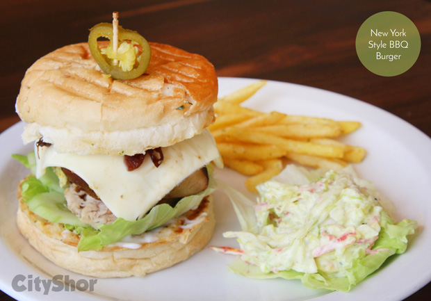 Indulge in the best of Burgers at L'ATELIER