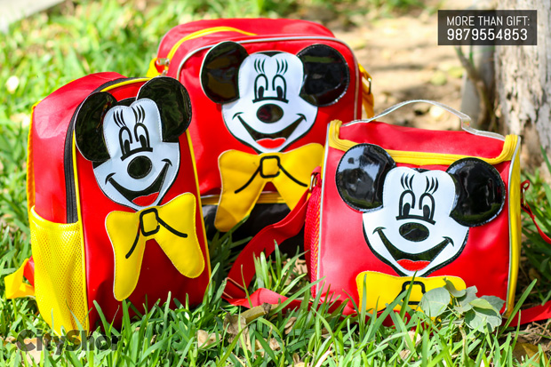 More than Gifts presents lovely Bags for your kiddos