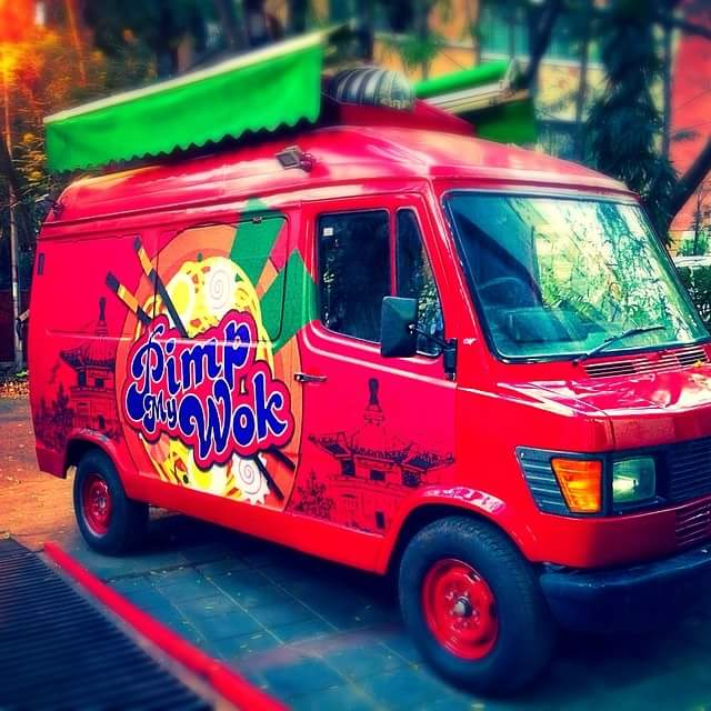 Unveiling The Food-Trucks at World Dhaba!
