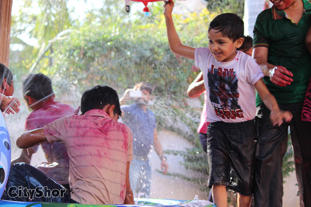 The HOLI EVENT for Kids takes place this weekend