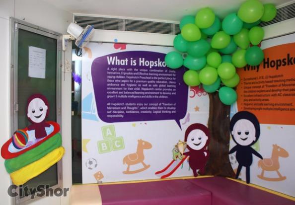 Partake in the Orientation Programme at HOPSKOTCH