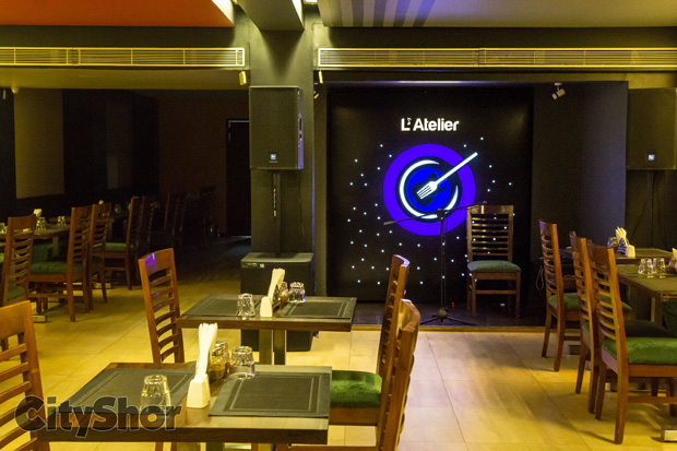 20% Discount at L'ATELIER till 25th March