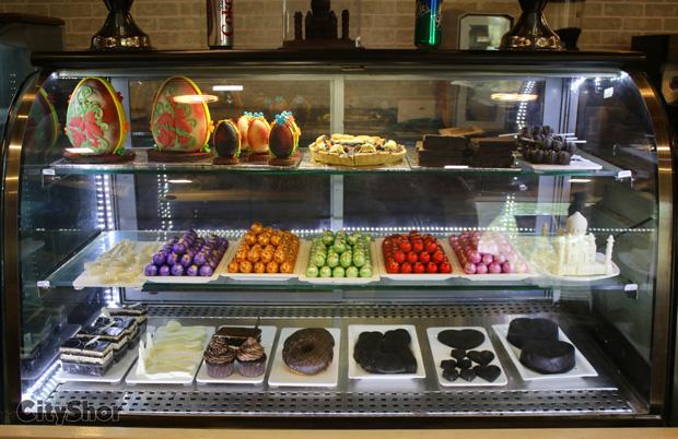The Chocolate Room Menu Surat