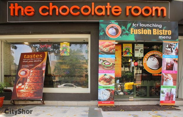 THE CHOCOLATE ROOM introduces a new Bistro styled Menu