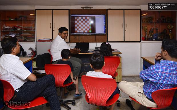 SUMMER CHESS CAMP by R.K. Chokshi School of Chess