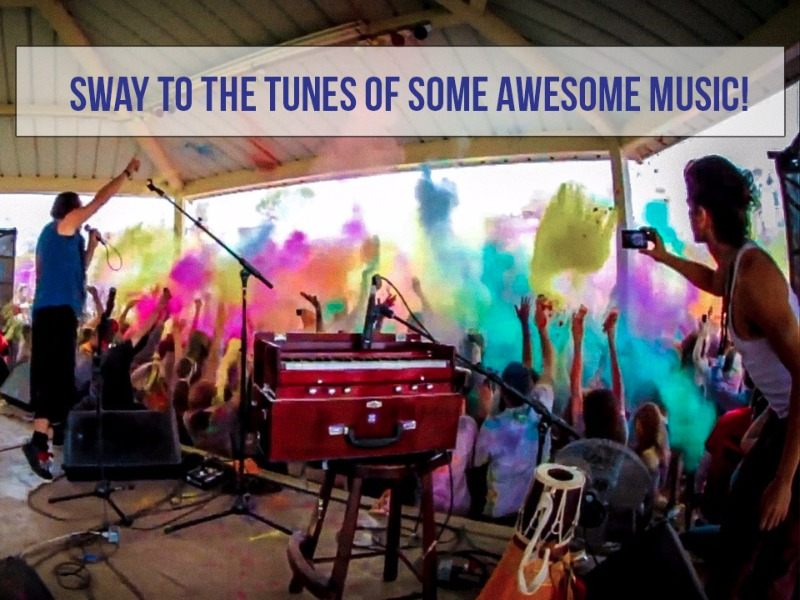The Ultimate Holi Party destination.
