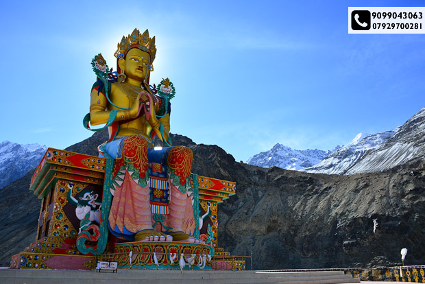 It's true! Finally,You can now visit Leh!