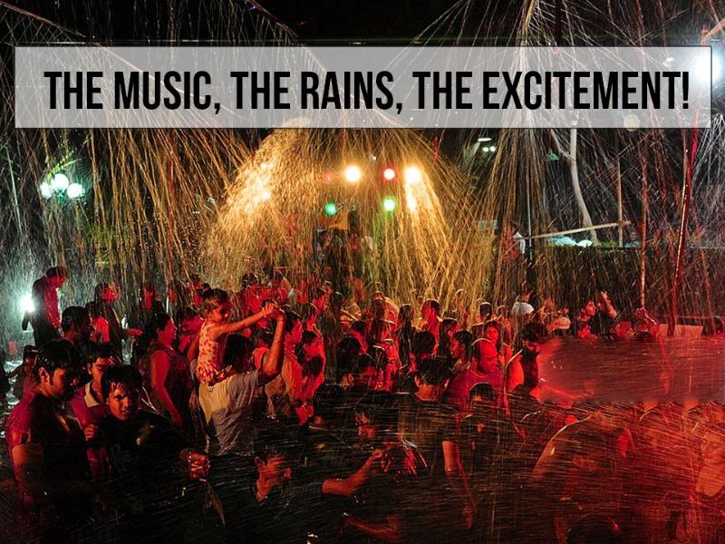 Unity Holi Fest'17 | Live DJ, LA TOMATINA & RAIN DANCE.