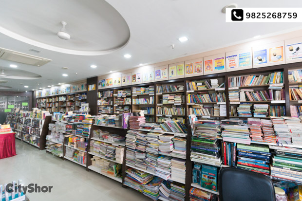 Quench the thirst for books at the most unbelievable prices!