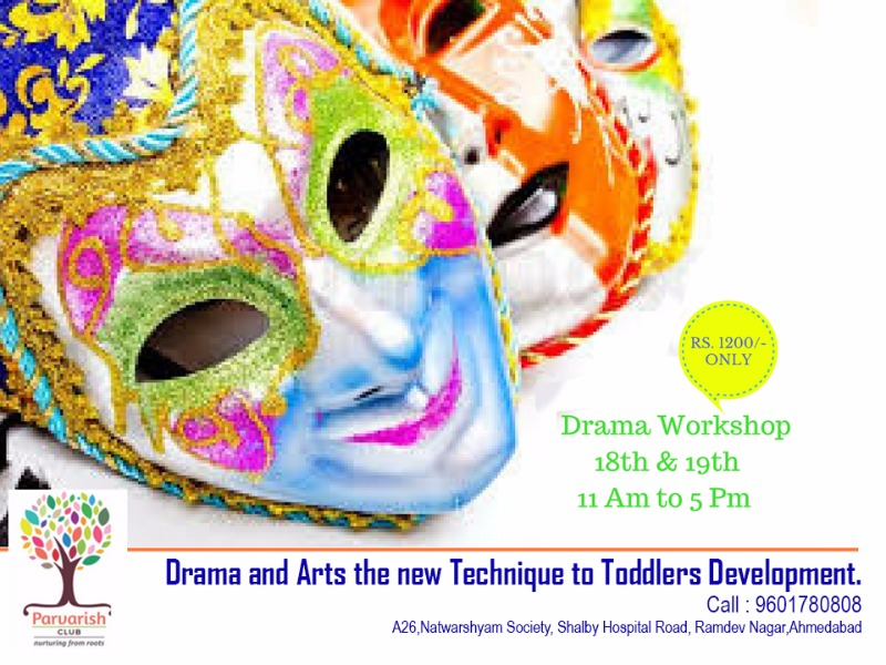Drama and arts the new development process for your child