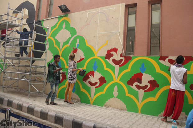 Aravani Art Project Bangalore