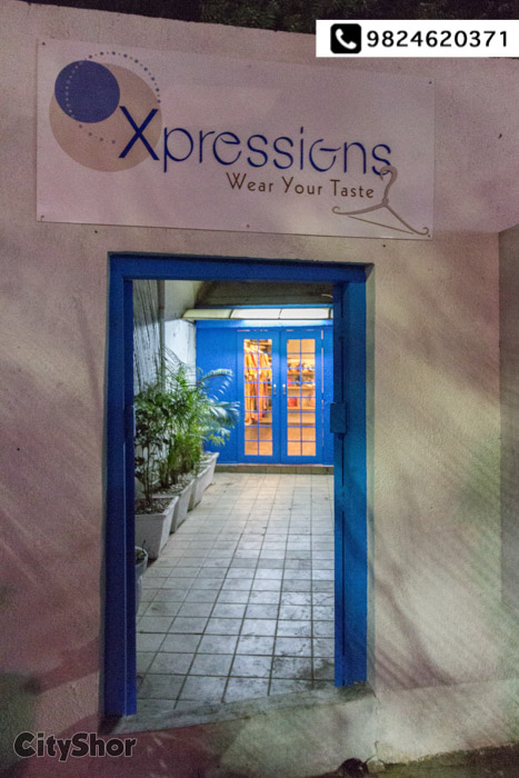 Wear style with uniqueness at Xperssions! Launch Today