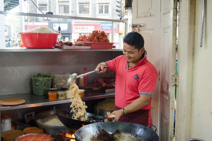 #StreetFoodPicks: Authentic Chinese Dishes Await You in Camp