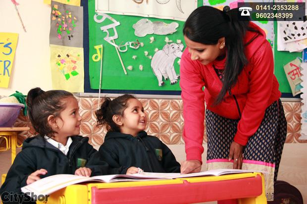 The Millennium School- Making of a Bright Future!