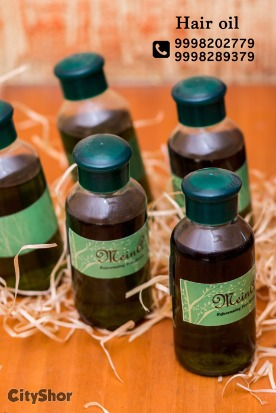 100% herbal skin and hair products only at MeinA