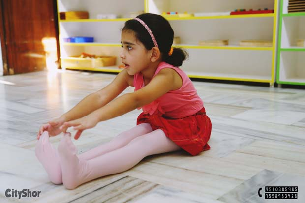 Sign Up Your Kids For Ballet, Fun & Learning This Vacation!