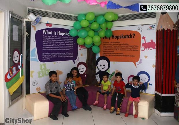 Hopskotch | Summer Camp for your little creative geniuses
