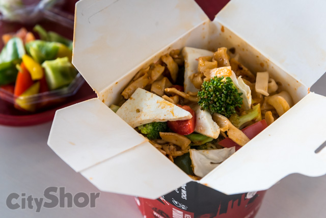 The 5 step menu for yummy in your tummy is here @WOK TALK!