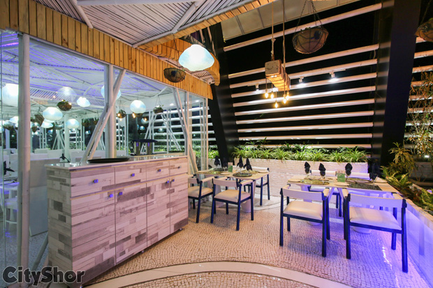 A must visit this weekend | Blue Roof Top Restaurant