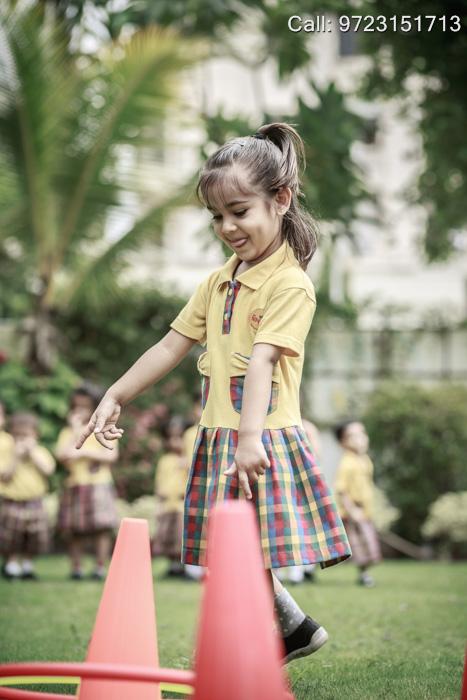 Admissions Time | Go for Khyati Ninos Preschool!