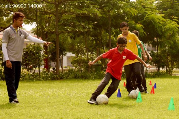 Admit your kids to Modern Day Gurukul: Khyati World School