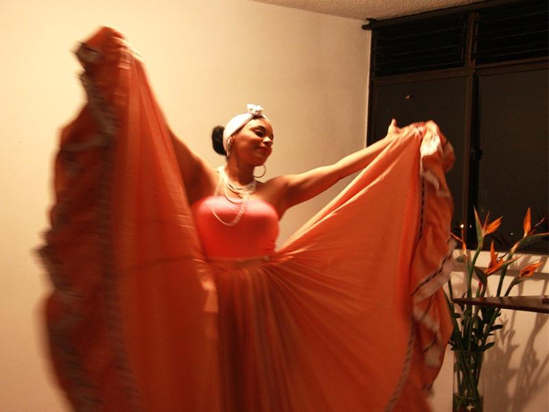 Arabic Dance Workshop by Diana's Dance Movement!