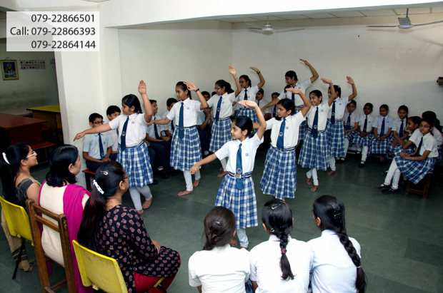 Firdaus Amrut School here talent breaths& dreams live!