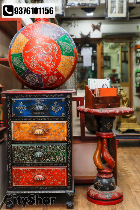 Reinvent living space with TimelessArtefacts from Shilpagyaa