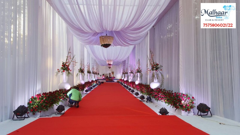 Go for The Perfect Destination Wedding at Malhaar Exotica!