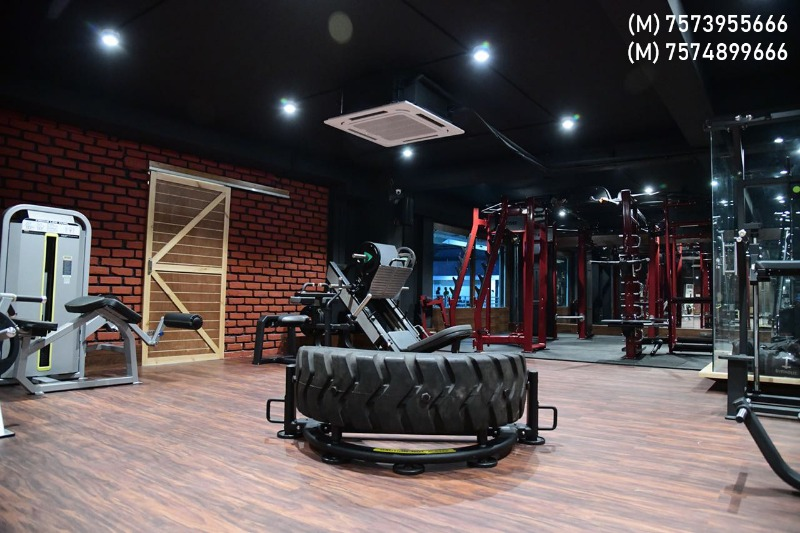 World Class Corporate Gym for the 1st time in Bopal