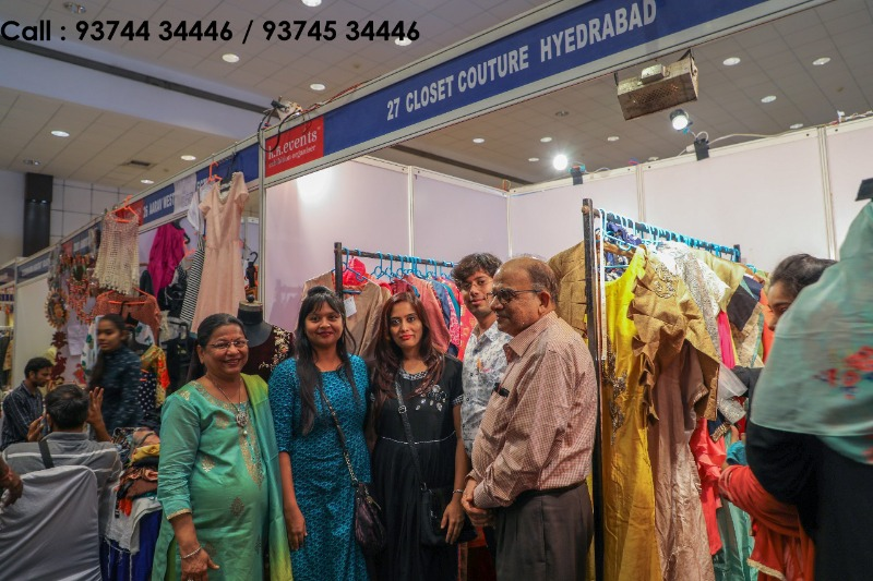Book Stalls in 50th Fashion&Lifestyle Exhibition by KKEvents