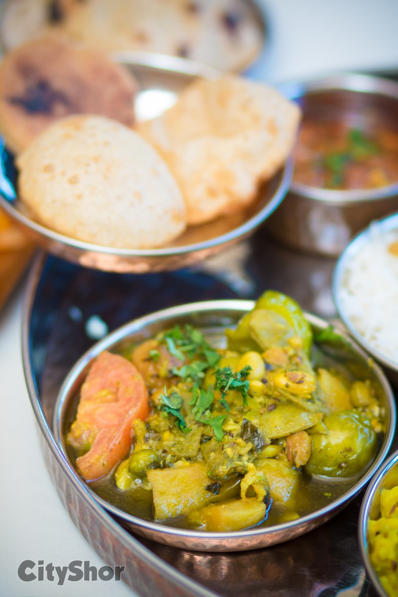Up for a Challenge? Try largest Gujarati Thali @PrasadDining