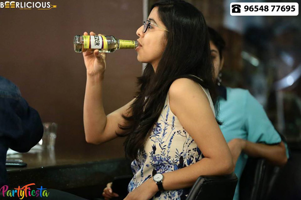Recharge your battery with Pint at Rs1 as Beerlicious Turn 1