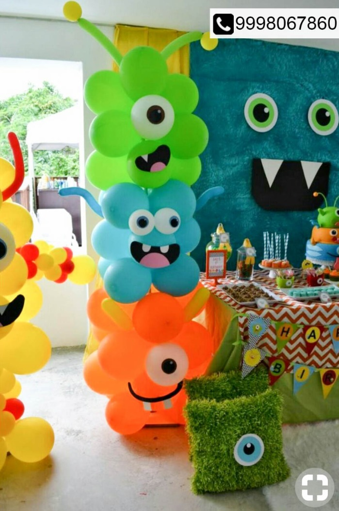 Never Before Seen Balloon Art&Crafts for your Parties&Events