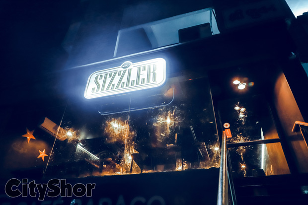 15+ unique sizzlers and more at the Baraco Sizzler
