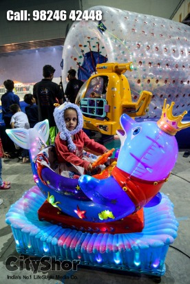 Looking for Games rides for your events? Call MaanasOutdoors