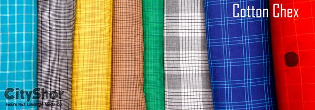 Largest Cotton fabrics assemble at Arpit Silk India