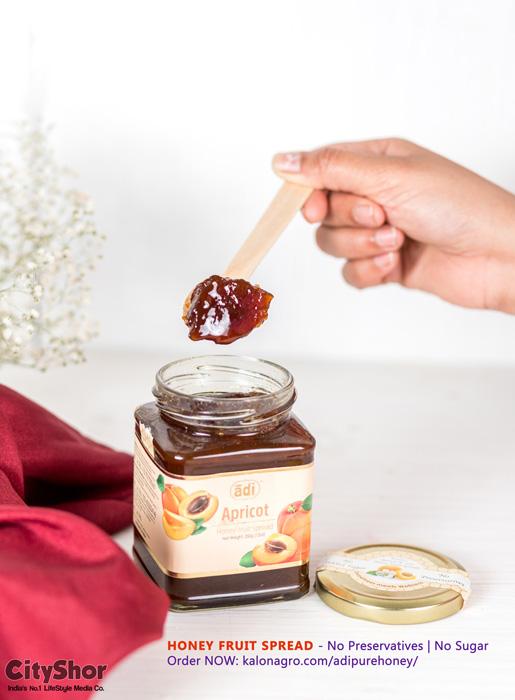 Honey based Fruit spreads by Kalon