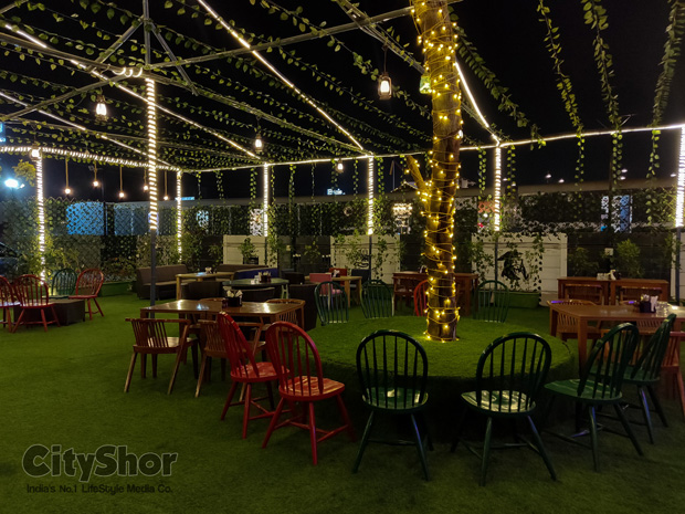 Experience Food N Films together at Haveli the Bistro