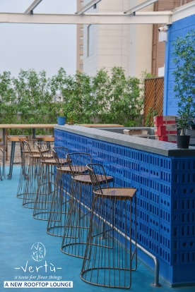 Vertu - A new rooftop lounge