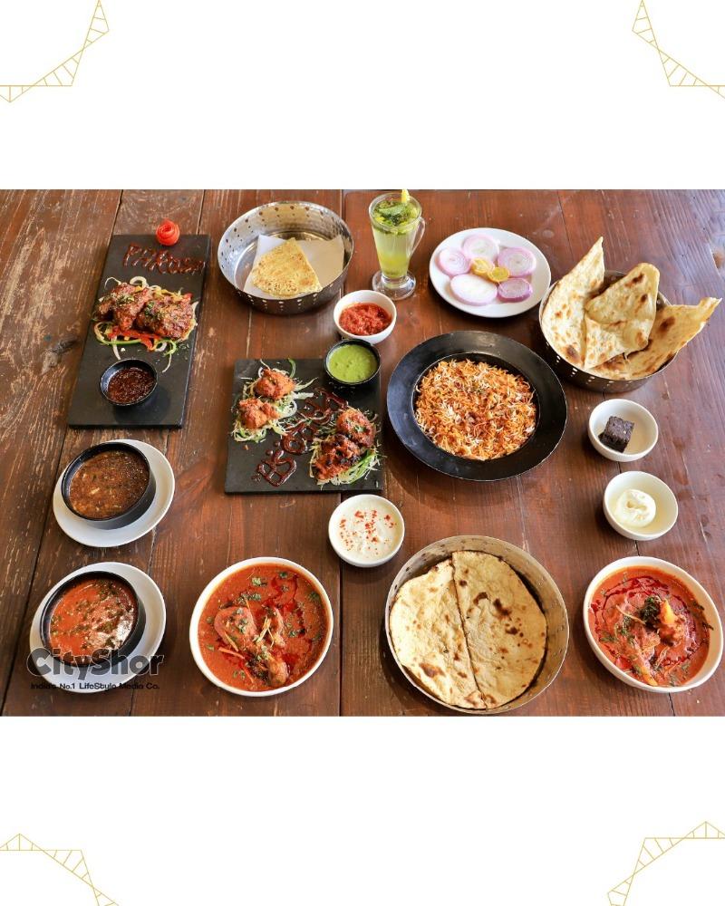 Special HOLI offer Just for you at Parosa,Vaishnodevi