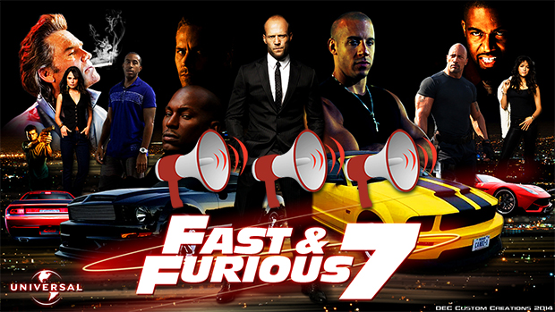 Fast & Furious 7 movie review