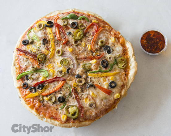 The BEST PIZZA Joint in Ahmedabad