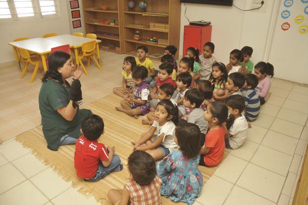 Buds PreSchool - Moulding Kids for the better