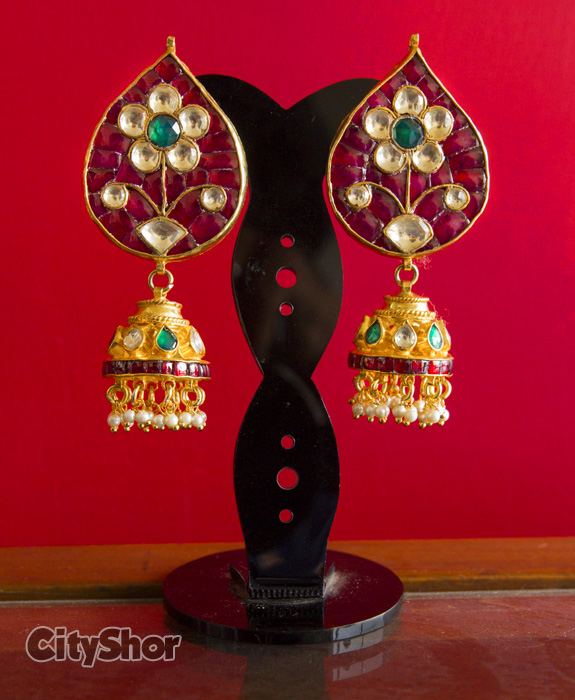 Sweta Parikh's Bespoke Jewelry