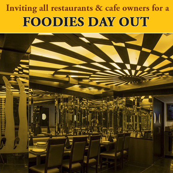 Foodies day out - Restaurant owner, go for it!