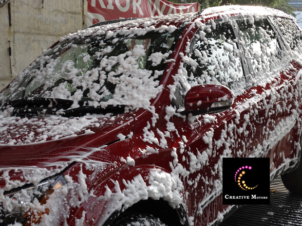 Creative Motors - Give your car a healthy look!
