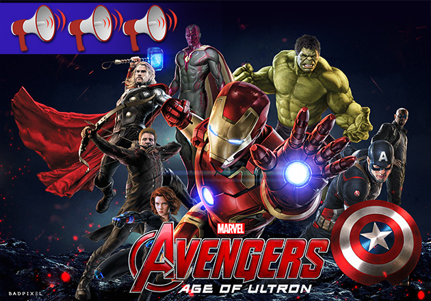 Movie Review: Avengers - Age of Ultron